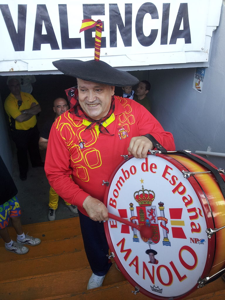 Manolo El Del Bombo