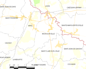 Map commune FR insee code 50356.png