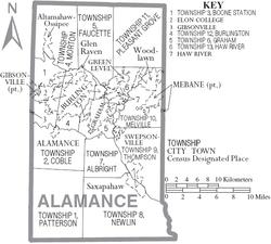 Alamance County, North Carolina   Wikipedia