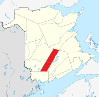 Sunbury County, New Brunswick County in New Brunswick, Canada
