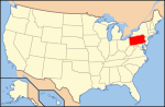 Map of USA PA.svg
