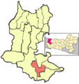 Map of bumiayu district brebes regency.png