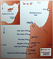 Map of submerged prehistoric sites along the Carmel Coast.JPG