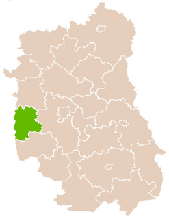 Opole Lubelskie County County in Lublin Voivodeship, Poland