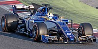 Marcus Ericsson 2017 Catalonia test (27 Feb-2 Mar) Day 1 2.jpg