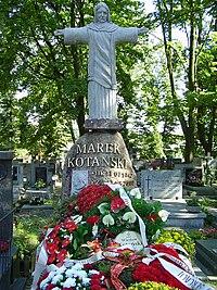 Marek Kotanski - gravestone.jpg