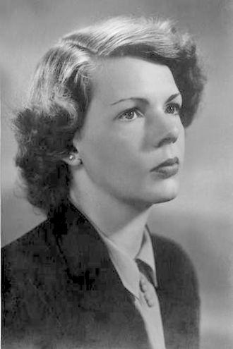 Margaret Lawrie - Portrait of Margaret Lawrie