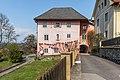 Maria Saal Bischofweg 1 Kanonikatshaus Süd-Ansicht 01042019 6300.jpg