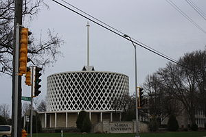 Marian University (Wisconsin) - Dorcas Chapel