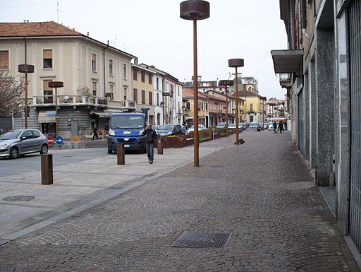 Mariano Comense - Piazza Roma