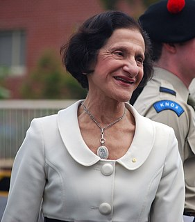 Marie Bashir Australian medical administrator and Governor of New South Wales