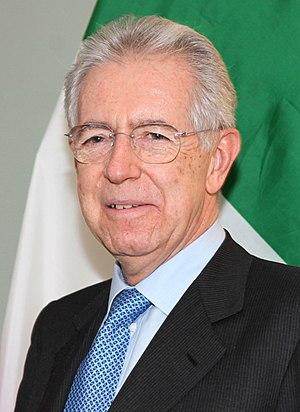 Mario Monti - Image: Mario Monti 2012