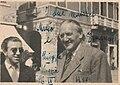 Mario Voltolina con il M° Scherchen.jpg