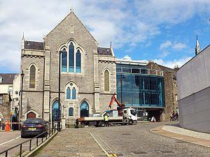 Aberdeen Maritime Museum - Front of the Aberdeen Maritime Museum