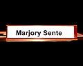 Marjory Sente nameplate 2012 FDSC (8077671241).jpg