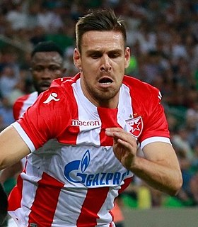 Marko Gobeljić Serbian association footballer