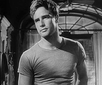 Apocalypse Now - The performance of Marlon Brando (shown here much earlier in his career) as Colonel Walter E. Kurtz was critically acclaimed.