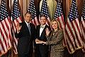 Marsha Blackburn at the Ceremonial Swearing-In with House Speaker John Boehner.jpg