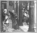 Martin Schaffner - Erster Wettenhauser Altar, Verleugnung Petri und Verspottung Christi Rückseite, nicht erhalten - 4548 - Bavarian State Painting Collections.jpg