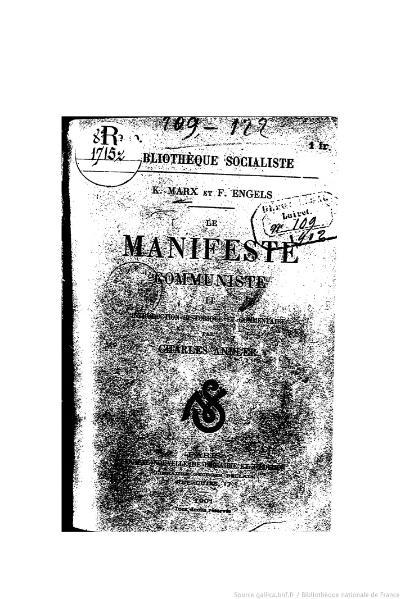 File:Marx et Engels - Le manifeste communiste, II.djvu