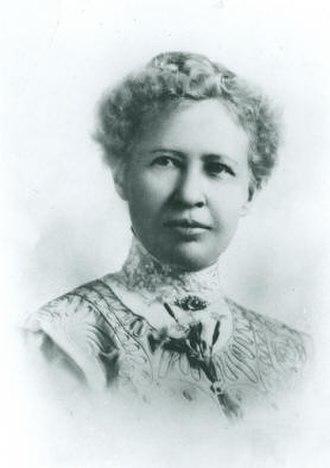 El Paso Public Library - Mary Irene Stanton, founder of the El Paso Public Library.
