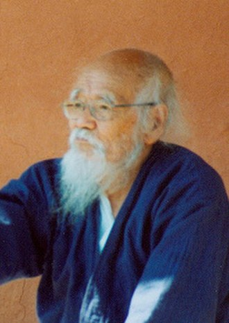 Masanobu Fukuoka - Masanobu Fukuoka, in 2002.