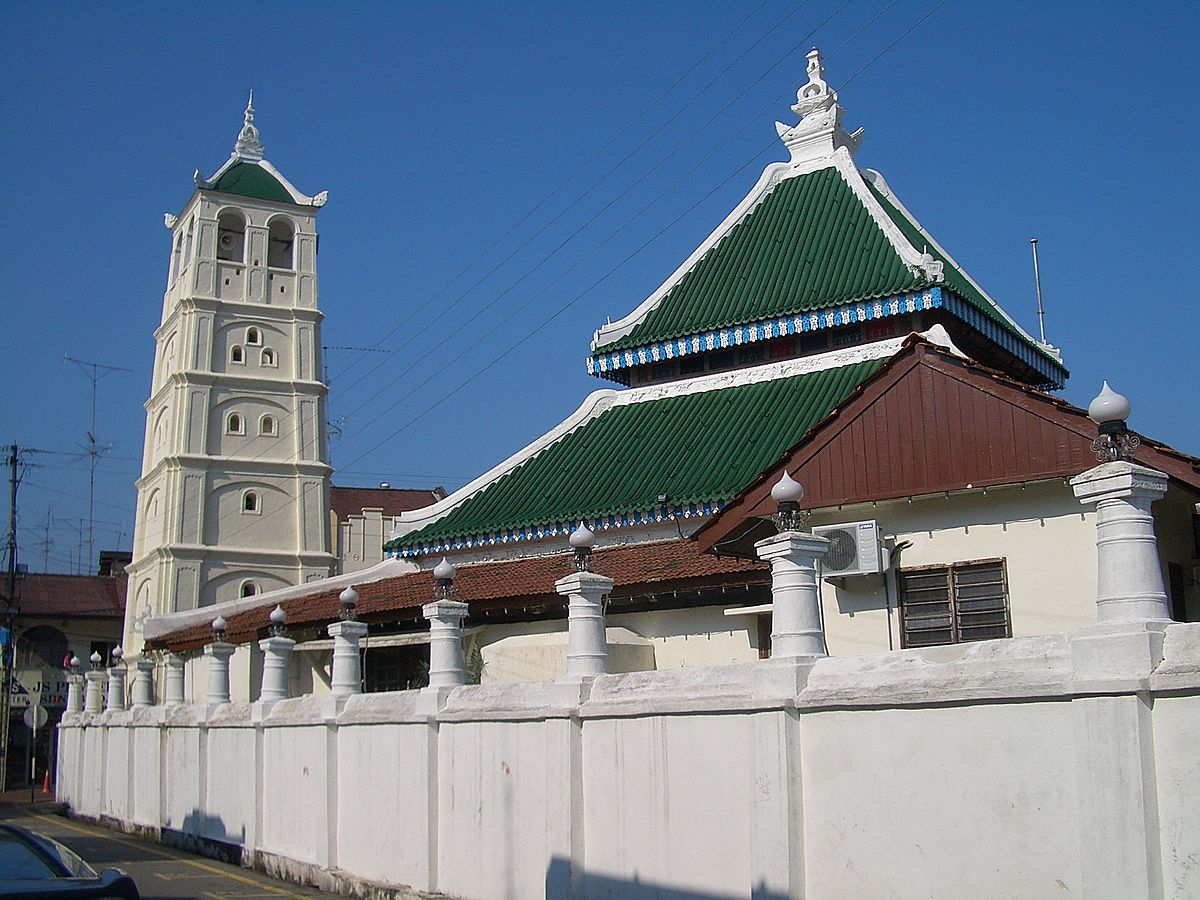 Kampung Kling Mosque Wikipedia