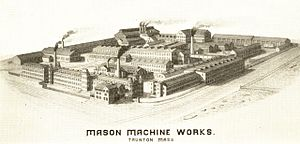 Mason Machine Works - Mason Machine Works, ca.1898