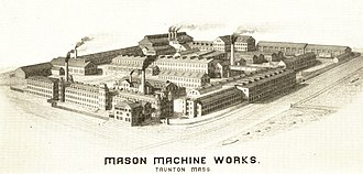 Mason Machine Works - Mason Machine Works, ca.1898