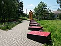 Mass Grave of Soviet soldiers, Kamiani Potoky (2019-05-26) 03.jpg