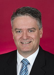 Mathias Cormann - Senate portrait 2016.jpg