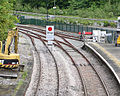 Matlock station platform 1 north end under reconstruction.jpg