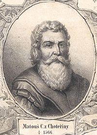 Matous Collinus z Choteriny 1861.jpg