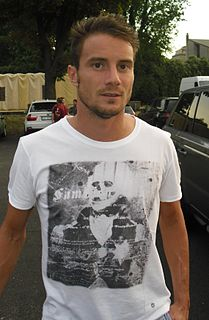 Matteo Brighi Italian professional footballer