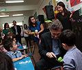 Mauricio Macri conmemoró el Día del Maestro (9723347279).jpg