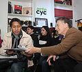 Mauricio Macri visitó un centro de capacitación laboral en Liniers (7945949306).jpg