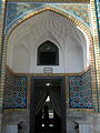 Mausoleum of Attar - Morning - Nishapur 12.JPG