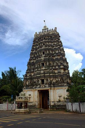 Kankesanthurai - Maviddapuram Kandaswamy Temple, whose eighth century Murukan statue gave the port district its name