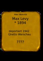 Max Levy