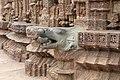 Mayadevi Temple, Konârak 13 - Crocodile.jpg
