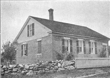 Maynard Massachusetts Old Brick School