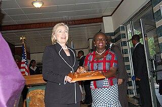 Mary Broh Liberian politician