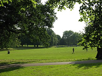 Sydenham - Mayow Park was originally known as Sydenham Recreational Ground