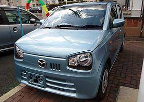 Mazda CAROL GS (HB36S) front.JPG