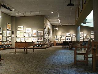 University of Findlays Mazza Museum
