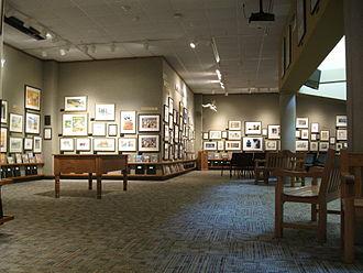 University of Findlay's Mazza Museum - Image: Mazza Museum