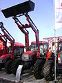 McCormick Loader at IndAgra Farm Romexpo 2010.JPG