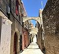 Medieval street in Rhodes City.jpg