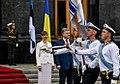 Meeting between the President of Ukraine and the President of Estonia began 03.jpg