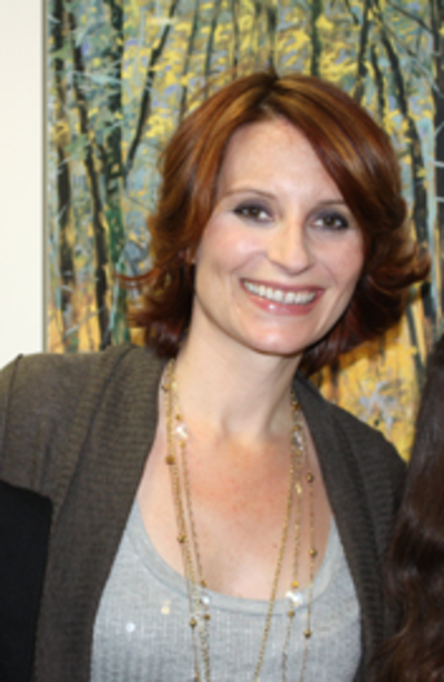 Picture of an author: Meg Cabot